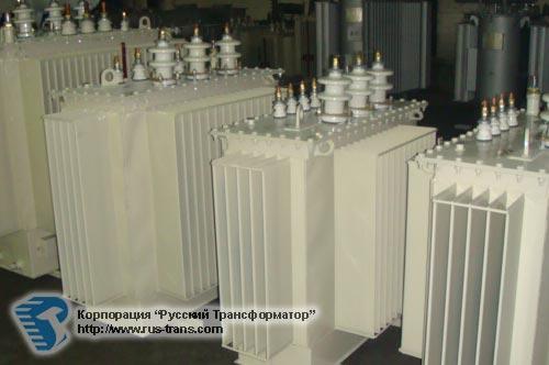 склад силовых трансформаторов ТМ Биробиджан