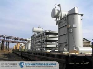 Отгрузка трансформатора 6300кВА