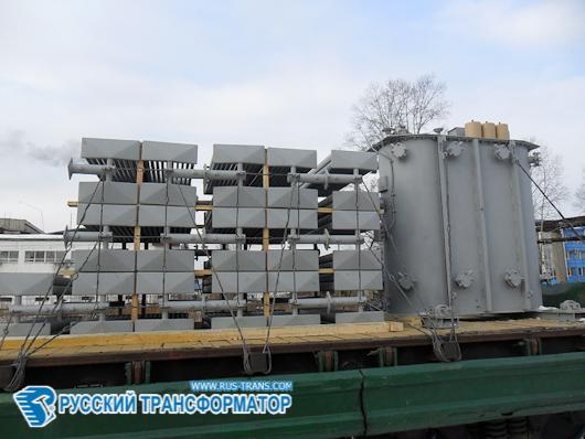 ТМ-4000 отгрузка на ж/д платформе